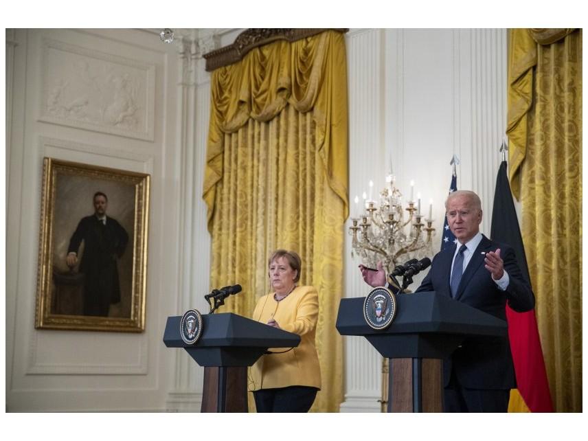 """САЩ и Германия се споразумяха за """"Северен поток 2"""""""