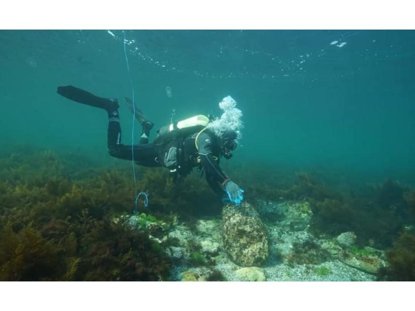 Започна археологическото лято за Центъра по подводна археология - Созопол
