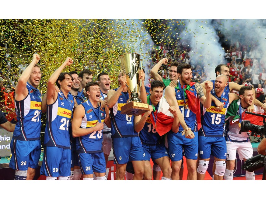 Италия спечели европейската титла и във волейбола