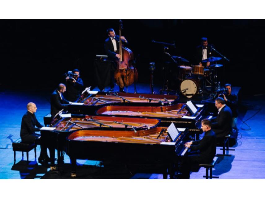 Четиримата пианисти на Аполония