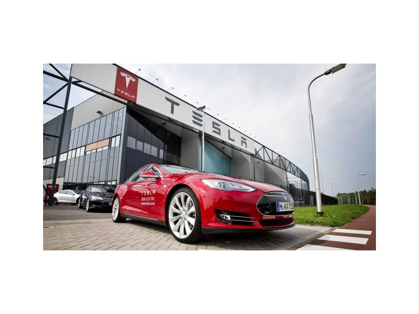 Tesla с печалба от над 1 млрд. долара за пръв път в историята и с ръст на приходите от близо 100%
