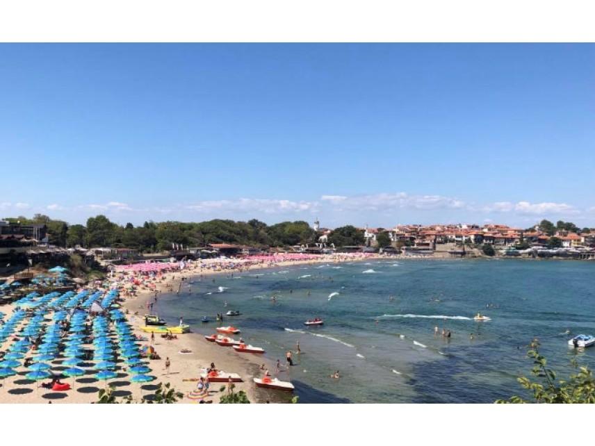 Хотелските бази по южното Черноморие пълни
