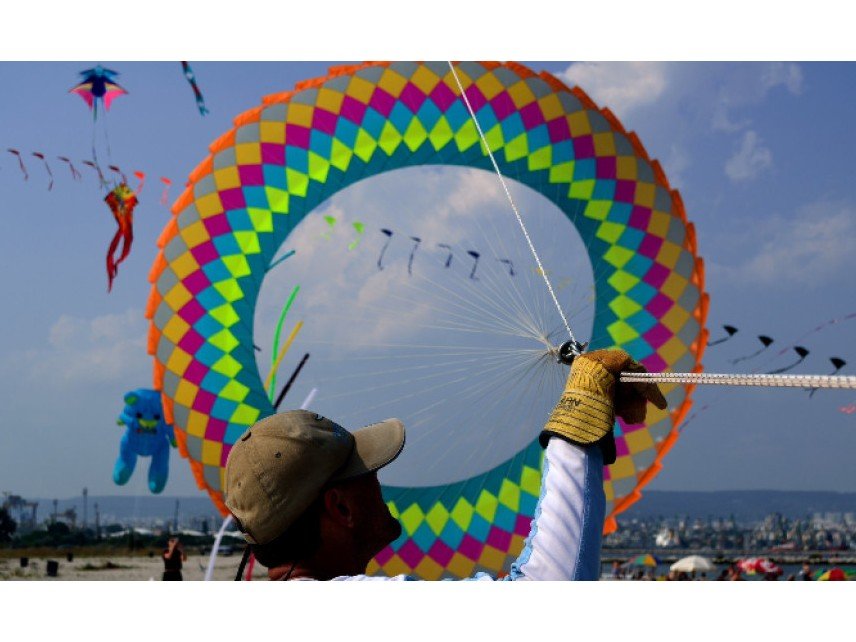 Цветни хвърчила ще изпъстрят небето над Черноморието на 6 места