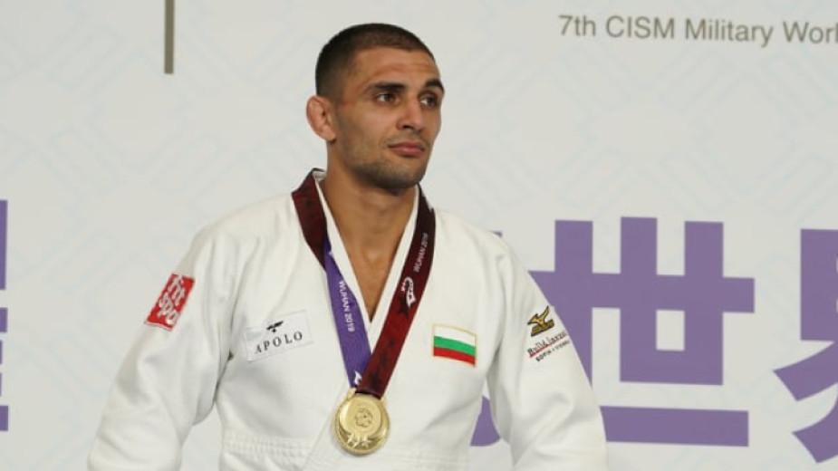 Ивайло Иванов стартира със светкавична победа в Токио, но отпадна в следващия кръг