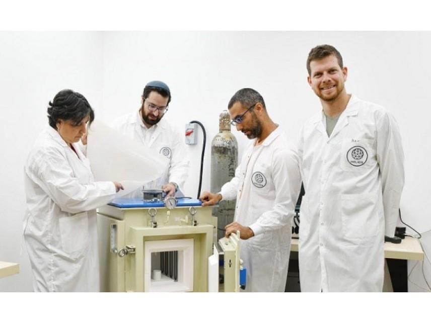 В Израел разработват технология за производство на кислород на Луната