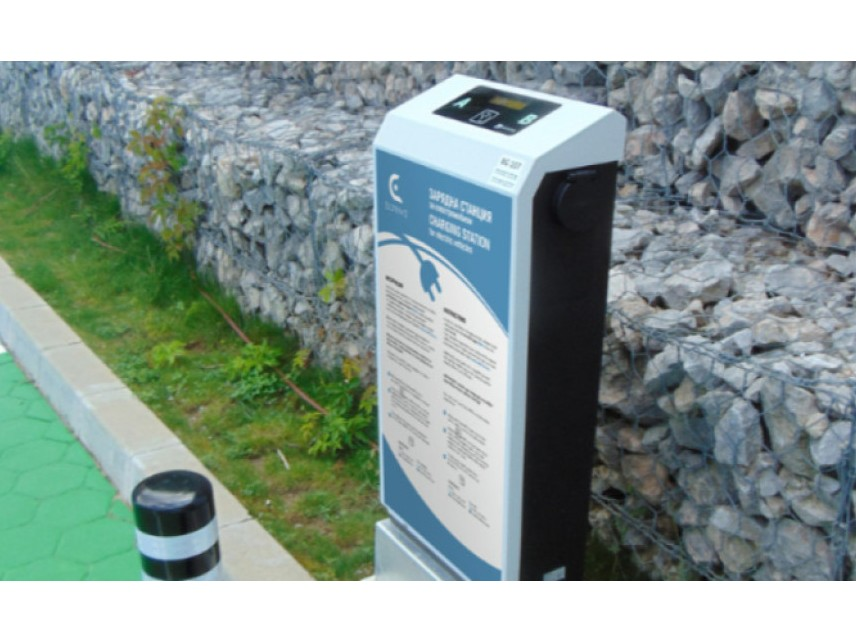 Планират се нови зарядни станции за електромобили в Пловдив