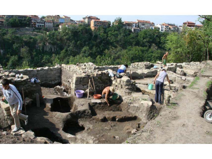 Археологическо лято 2021