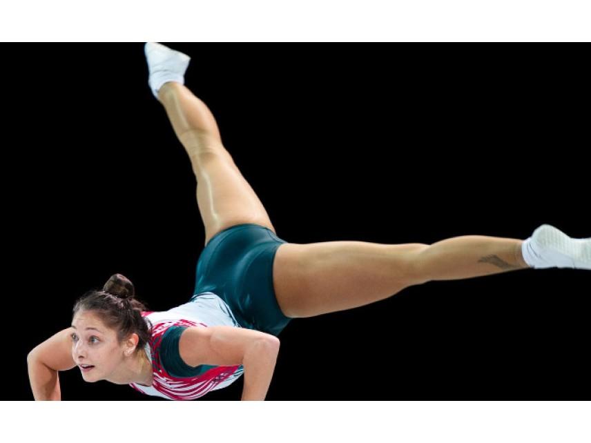 Дарина Пашова с първи резултат от квалификациите на ЕП по аеробика