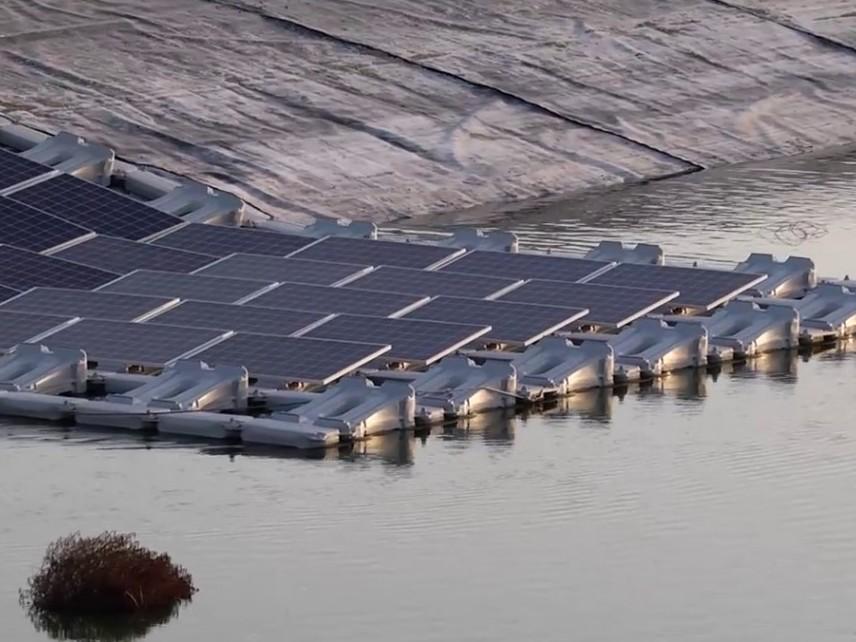 В Израел се намира третата по големина в света слънчева електроцентрала